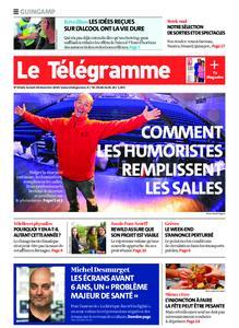 Le Télégramme Guingamp – 28 décembre 2019