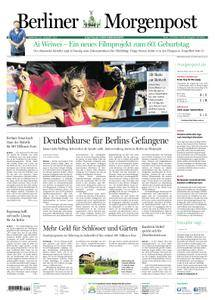 Berliner Morgenpost - 28. August 2017