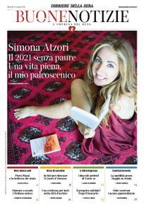 Corriere della Sera Buone Notizie – 05 gennaio 2021