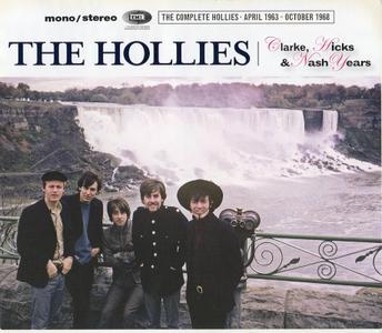 The Hollies - Clаrke, Hicks & Nаsh Yeаrs: The Cоmplete Hоlliеs (April 1963-Octоber 1968) [2011, 6CD Box Set] Repost