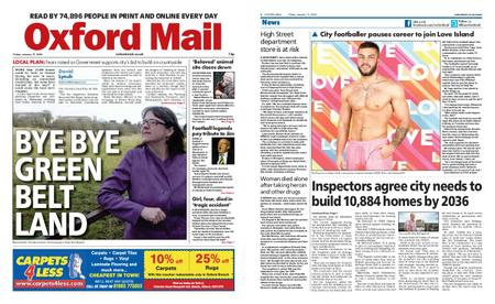 Oxford Mail – January 17, 2020