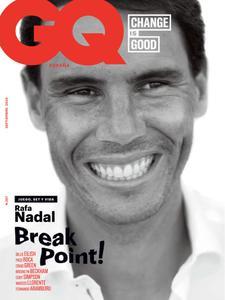 GQ España - septiembre 2020