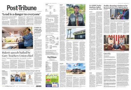 Post-Tribune – April 30, 2021