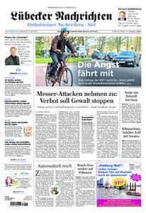 Lübecker Nachrichten Ostholstein Süd - 10. April 2019