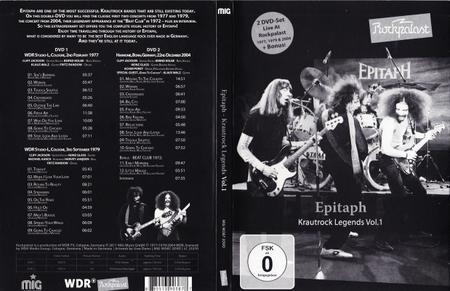 Epitaph - Rockpalast: Krautrock Legends Vol. 1 (2011)