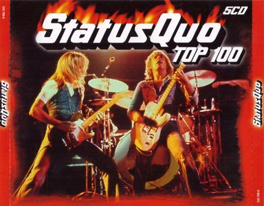 Status Quo - Top 100 (2010) {5CD Box Set} Re-Up