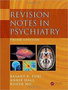 Revision Notes in Psychiatry, 3rd Edition