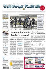 Schleswiger Nachrichten - 17. Oktober 2018