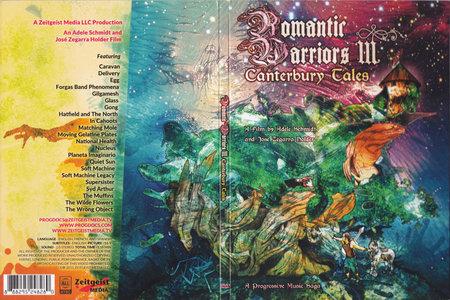 VA - Romantic Warriors III (A Progressive Music Saga): Canterbury Tales (2015)