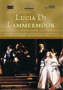 Richard Bonynge, The Elizabethan Sydney Orchestra, Joan Sutherland - Donizetti: Lucia di Lammermoor (2004/1986)