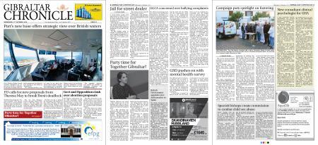 Gibraltar Chronicle – 17 October 2018