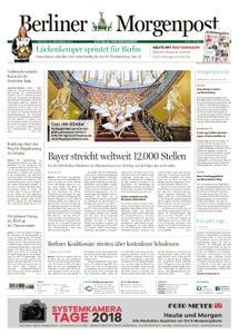 Berliner Morgenpost – 30. November 2018