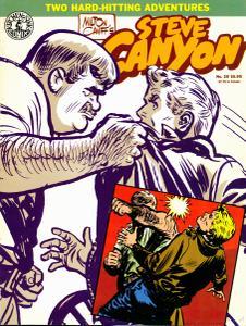 Steve Canyon v20 (Kitchen Sink 1988)