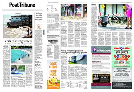 Post-Tribune – August 07, 2019