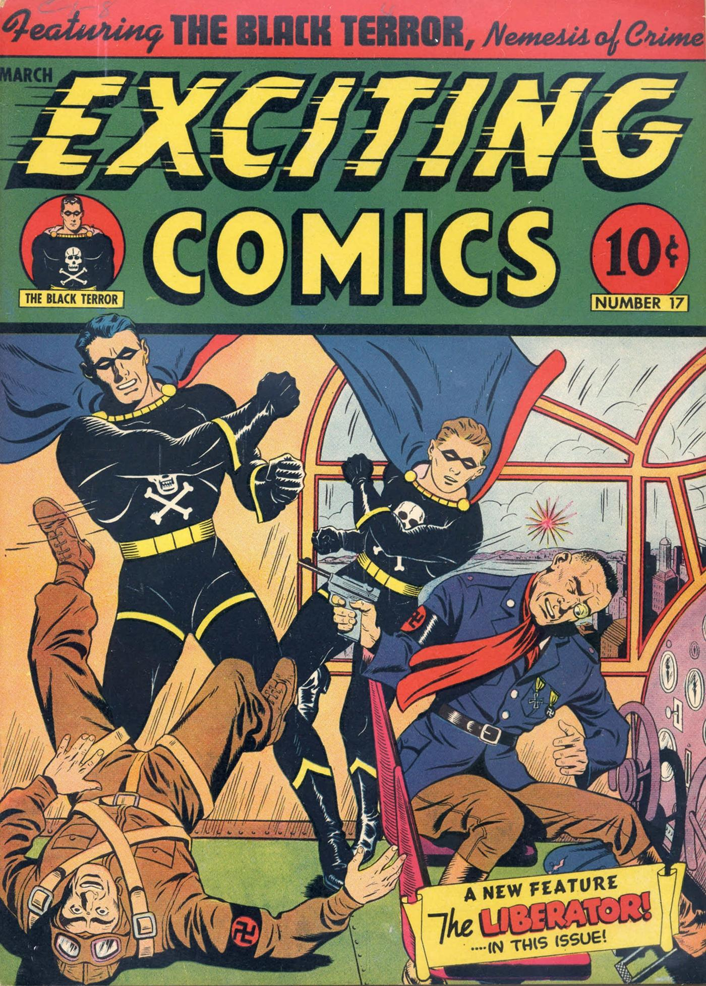 Exciting Comics 017 1942