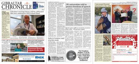 Gibraltar Chronicle – 10 February 2020
