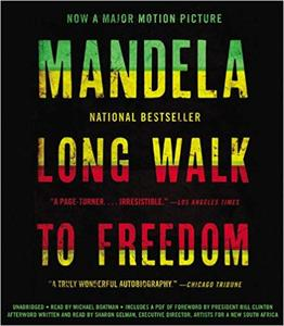 Long Walk to Freedom: The Autobiography of Nelson Mandela [Audiobook]