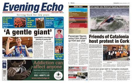 Evening Echo – November 04, 2017