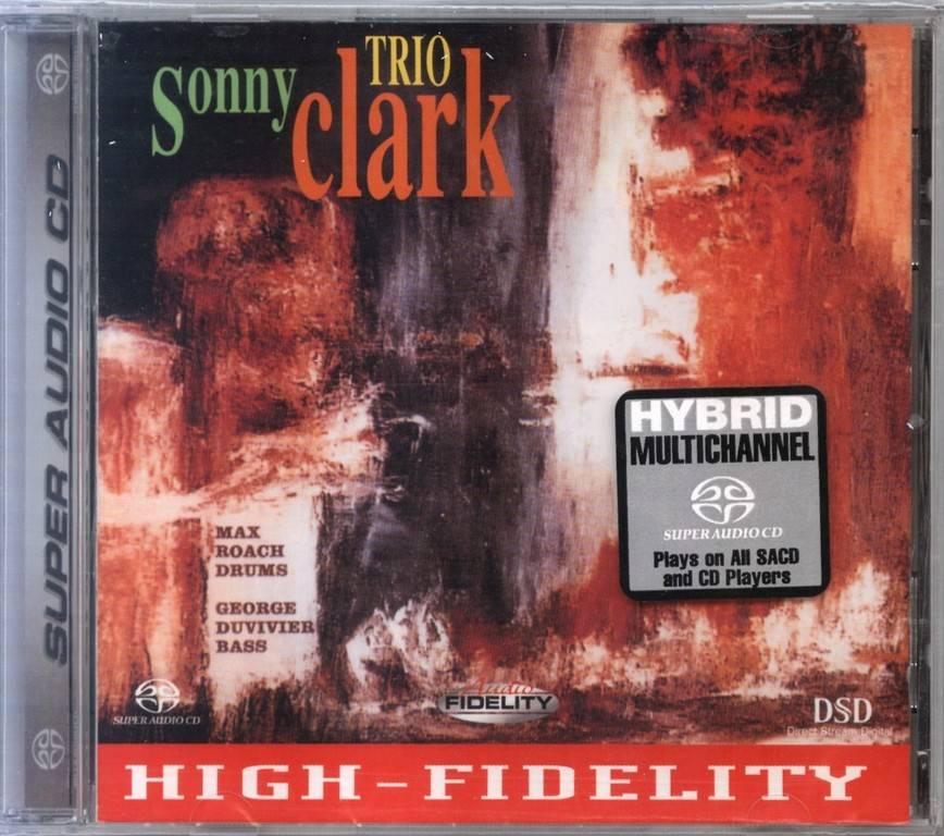 Sonny Clark Trio - Sonny Clark Trio (1960) {2003, Hybrid SACD} Re-Up