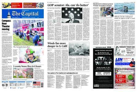 The Capital – December 11, 2017