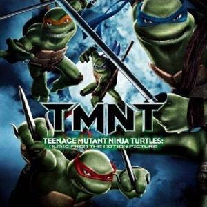 VA - Teenage Mutant Ninja Turtles OST