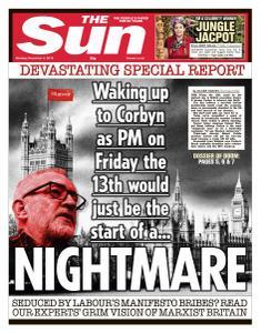 The Sun UK - 9 December 2019