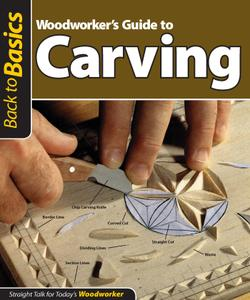 Woodworker's Guide to Carving (Back to Basics): Straight Talk for Today's Woodworker