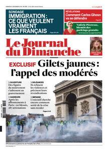 Le Journal du Dimanche - 02 décembre 2018