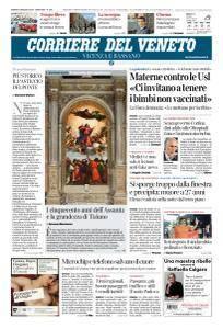 Corriere del Veneto Vicenza e Bassano - 5 Maggio 2018