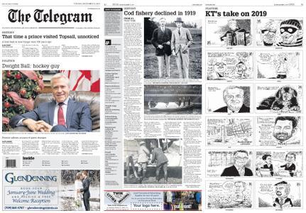 The Telegram – December 31, 2019