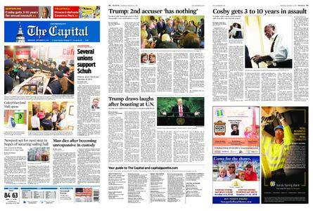 The Capital – September 26, 2018
