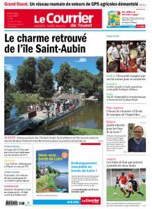 Le Courrier de l'Ouest Angers – 06 juin 2021