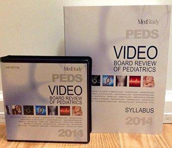MedStudy - 2014 Video Board Review of Pediatrics