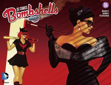 DC Comics - Bombshells 016 2016 digital -DC Comics - Bombshells 016 2016 digital