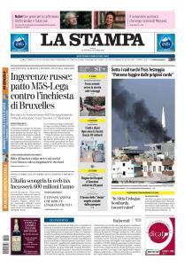 La Stampa Torino Provincia e Canavese - 11 Ottobre 2019