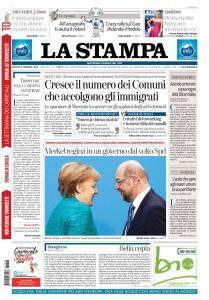 La Stampa Torino Provincia e Canavese - 8 Febbraio 2018