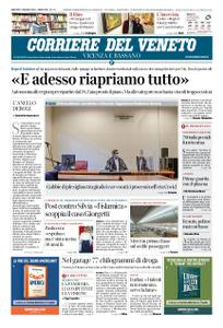 Corriere del Veneto Vicenza e Bassano – 12 maggio 2020