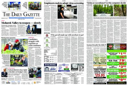 The Daily Gazette – May 12, 2020
