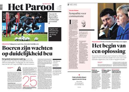 Het Parool – 10 december 2019