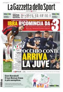 La Gazzetta dello Sport Sicilia – 11 gennaio 2021