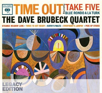 The Dave Brubeck Quartet - Time Out (1959) [2CD+DVD] {2009 50th Anniversary Legacy Edition}