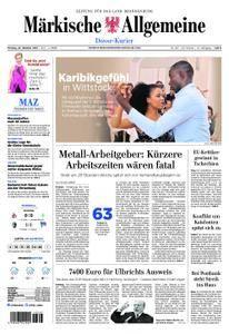 Märkische Allgemeine Dosse Kurier - 23. Oktober 2017