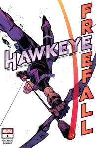 Hawkeye-Freefall 001 2020 Digital Zone