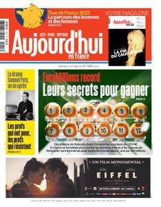 Aujourd'hui en France - 15 Octobre 2021