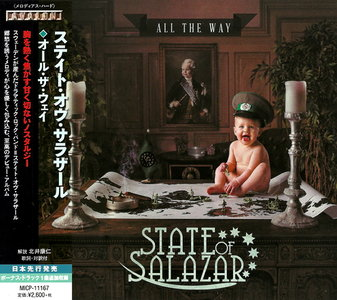 State Of Salazar - All The Way (2014) [Japanese Ed.]