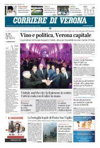 Corriere di Verona - 15 Aprile 2018