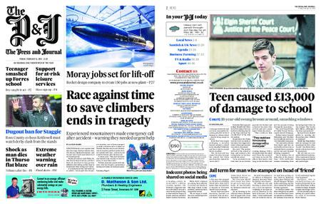 The Press and Journal Moray – February 08, 2019