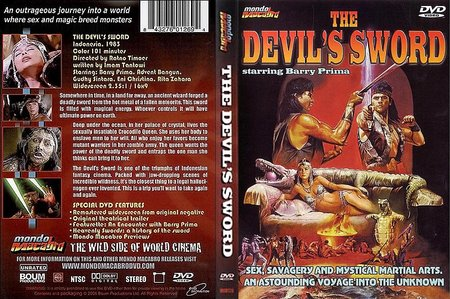 The Devil's Sword (1984) [Mondo Macabro]