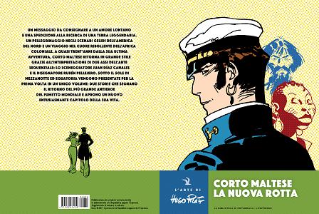 L'Arte Di Hugo Pratt - Volume 30 - Corto Maltese - Corto Maltese La Nuova Rotta
