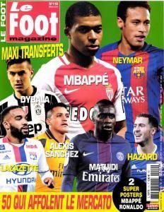 Le Foot Magazine - Mai-Juillet 2017